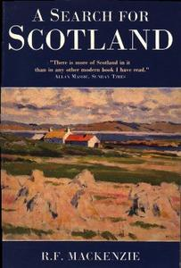 Search for Scotland - Softbook cover